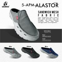 Sandal Selop Pria Ardiles Model ALASTOR - abu