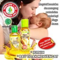minyak kemiri murni dan asli untuk bayi hingga dewasa 100 ml