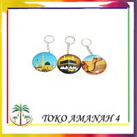 Gantungan Kunci Pin Madinah 1pcs / Gantungan Kunci / Souvenir