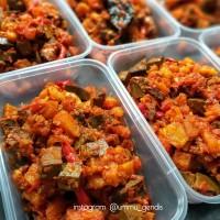 Sambel goreng ati sapi-sambel goreng kentang-sambel goreng-frozen food