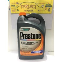 COOLANT ANTIFREEZE 50/50 PREDILUTED PRESTONE - AIR RADIATOR PRESTONE