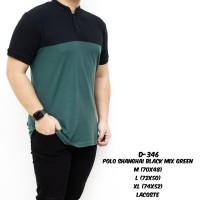 Kaos Polo Pria Polos Kombinasi / Polo Shirt