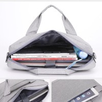 TAS LAPTOP SELEMPANG ANTI AIR 13 INCH - HITAM MURAH