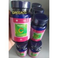 Wellness Excell-C 1000mg + Quercetin 30 Kapsul Vitamin C Original BPOM
