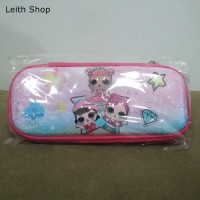 Tempat pensil LOL surprise doll dolls L O L pouch accesories aksesoris