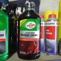 Turtle Wax Premium Polishing Compound Liquid Kumpon Cair Poles USA
