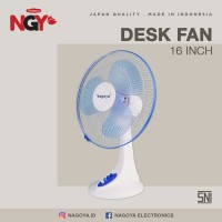 Kipas Angin Meja (Desk Fan) 16in - NAGOYA NG16DF