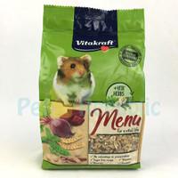Vitakraft Menu Hamster 400gr ( Makanan Hamster)