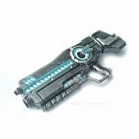 1/12 Scale Cable Weapon Gun Custom Marvel Legends ML