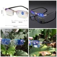kacamata anti radiasi blue ray untuk mata normal