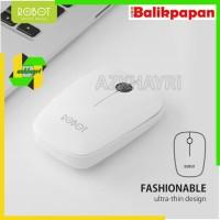 Mouse Wireless Robot Optical Optik Original USB 2.4G - M220