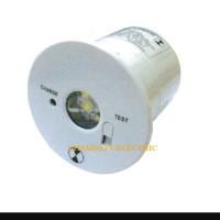 Lampu Dowlight LED 1W 1 Watt Emergency All in One Lampu darurat
