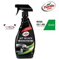 Turtle Wax Jet Black Series - BLACK SPRAY WAX