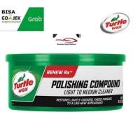 Turtle Wax Renew Rx Polishing Compound Paste Turtlewax