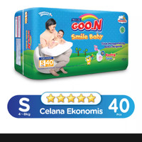Goon smile baby pants S40/M34/L30/XL26/XXL25 Wonder line