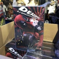 Hot Toys Deadpool 2 MMS490 / Mainan / Action Figure