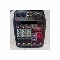 mixer audio alesis speed up 4ch usb-bluetooth