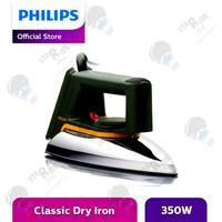 Gosokan Seterika Setrika Baju Philips Dry Iron Classic Philips HD 1172