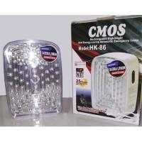 CMOS Lampu Emergency 86 LED - HK86