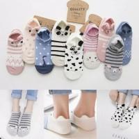 Kaos kaki wanita lucu Kaos kaki karakter hidden sock kaos kaki pendek
