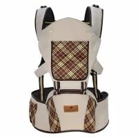 Baby Scots Hipseat Kotak Series 2 BSG 3102 / Gendongan Hipseat Bayi