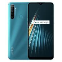 Realme 5i Smartphone - 4/64GB - Garansi Resmi - Blue