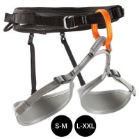 Simond harness foe climbing and mountaineering panjat dinding tebing
