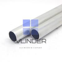 Pipa Aluminium OD 19 mm x ID 16.6 mm, t. 1.2 mm