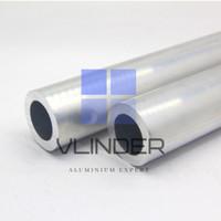 Pipa Aluminium OD 32 mm x ID 21 mm, t. 5.5 mm