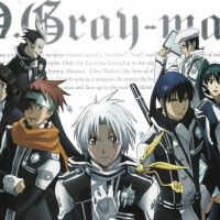 Film Anime D.Gray-man