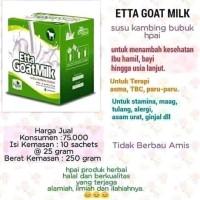 etta goatmilk(susu kambing)
