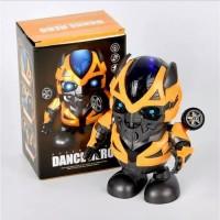 mainan anak robot berdansa