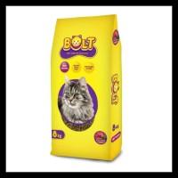 PROMO CP PETFOOD BOLT TUNA CAT FOOD - 8 KG KIBBLE DONAT TERMURAH BEST