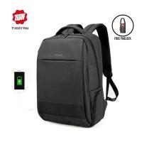 "TIGERNU T-B3516 Backpack Bag USB - Tas Ransel Laptop 15.6 ""- BLACK"