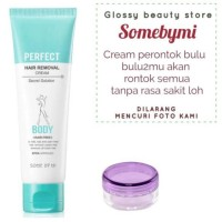BEST SELLER Somebymi Perfect Clear Hair Removal Cream some by mi
