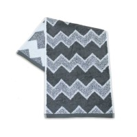 TERRY PALMER SPORT TOWEL - ROYAL COMBED - ZIGGY