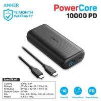 PowerBank Anker PowerCore PD 10000 mAh Black - A1236