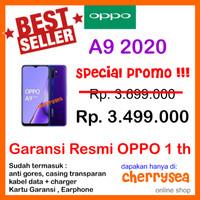 OPPO A9 2020 8/128 Garansi Resmi-Murah - Pasti ORI Official Store