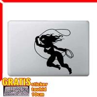 Decal Sticker Wonder Woman DC Comics 2 Macbook Pro and Air