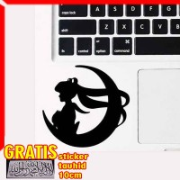 Decal Sticker Sailor Moon 03 Macbook Pro and Air