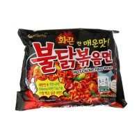 SAMYANG HOT CHICKEN RAMEN 140GR