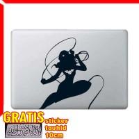 Decal Sticker Wonder Woman DC Comics Macbook Pro and Air