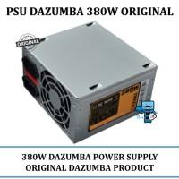 Power Supply Dazumba Power Supply (PSU) 380 Watt - Tanpa Dus - Segel