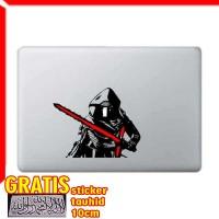 Decal Sticker Kylo Ren Star Wars Macbook Pro and Air