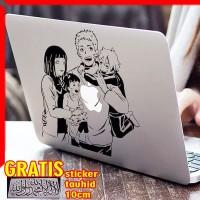 Decal Sticker Naruto Hinata Boruto Himawari Macbook Pro