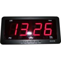 XR - Jam Digital Dinding Meja CX2159 Merah LED