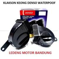 Klakson Doubel Keong Denso Waterproof Suara Nge BASS
