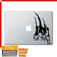 Decal Sticker Monster Claw Macbook Pro and Air