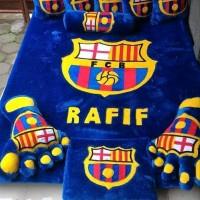 NEW karpet karakter bola Barcelona