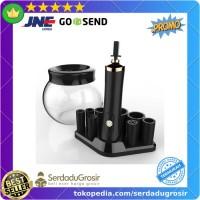 Pembersih Kuas Makeup Elektrik Brush Cleaner Dryer Tool HZJ01 ORIGINAL